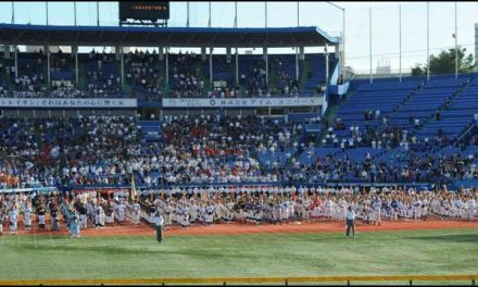 The Japanese 12U Rubber Championship got started in Tokyo