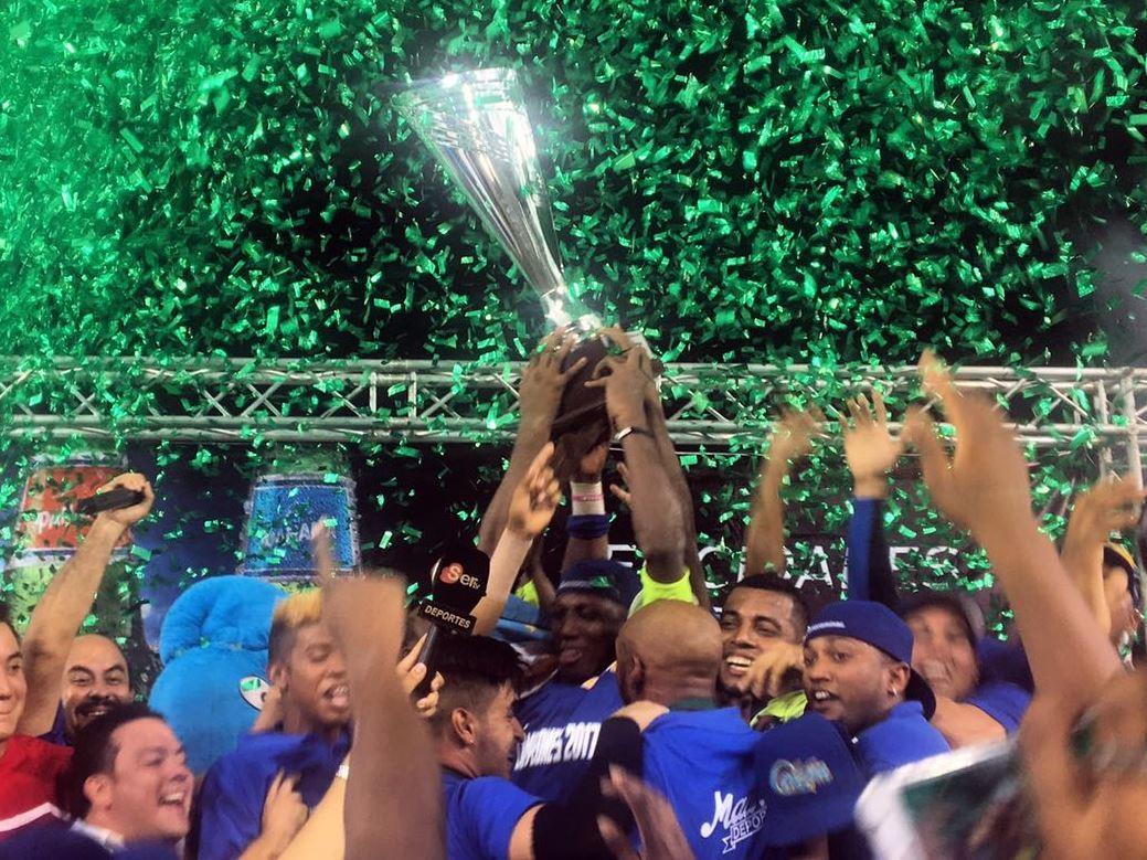 Colon gana el Campeonato Nacional de Béisbol de Panamá