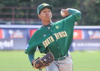 20170907 U-18 Baseball World Cup Mohamed Aloui South Africa (James Mirabelli-WBSC)