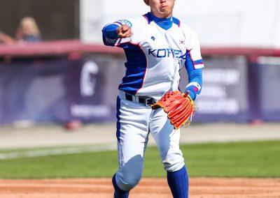 20170909 U-18 Baseball World Cup BAe Ji Hwan Korea last out (Christian J Stewart-WBSC)