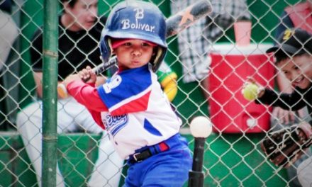 Venezuela staging Mini-Baseball National Championship for 3 to 4-Year-Olds!