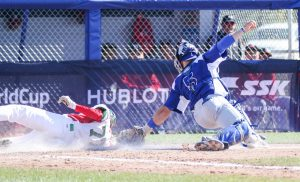 Chinese Taipei, Mexico, Nicaragua win in the U-18 Baseball World Cup consolation round
