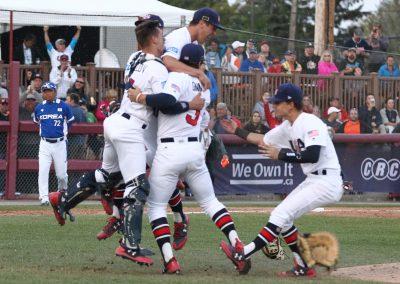 20170910 U-18 Baseball World Cup gold medal game USA celebrate win (Christian J Stewart-WBSC)