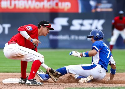 20170903 U-18 Baseball World Cup Willow Canada Ye Jun Won Korea (Christian J Stewart-WBSC)
