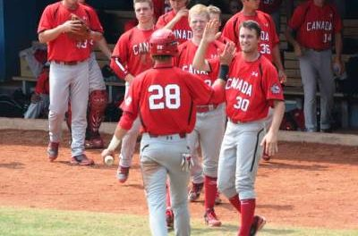 18U BWC: 13-Run Inning gives Canada 7th Place