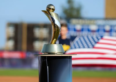 20170910 U-18 Baseball World Cup gold medal game winner's trophy (James Mirabelli-WBSC)