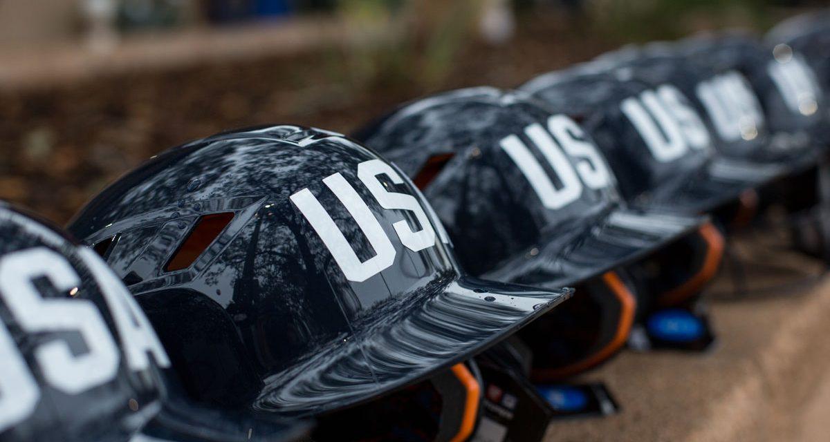 USA No. 1 nombra el Equipo Nacional de Softbol Femenino 2018