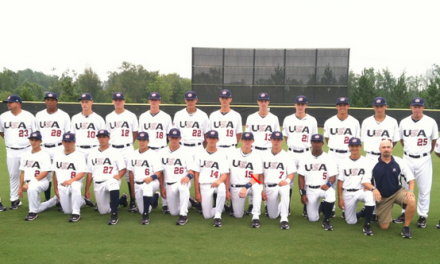 2014 15U Baseball World Cup: USA completes coaching staff for its Youth National Team