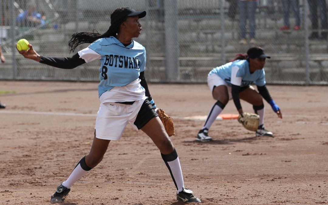 World Softball Day celebrated in Botswana