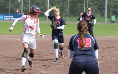 Women's Softball European Championship 2017 begins this weekend in Italy