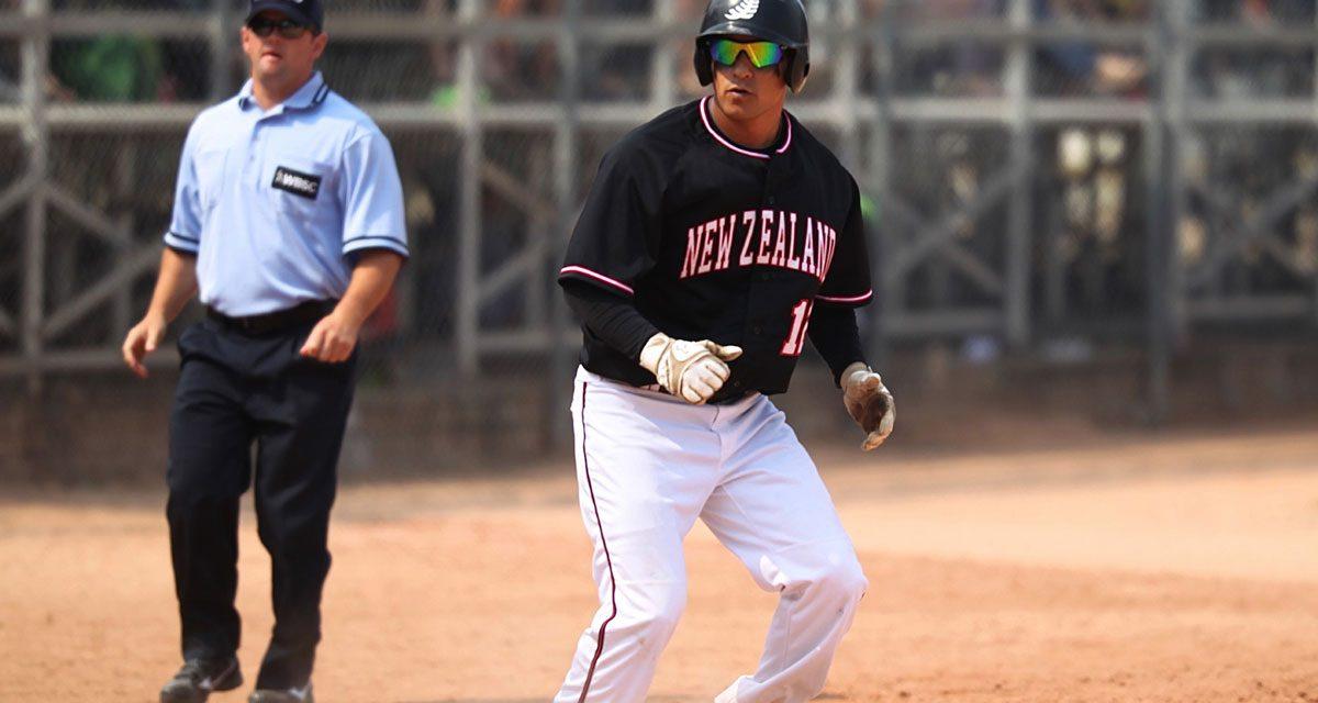 No. 1 New Zealand announces Men's National Team ahead of WBSC Men's Softball World Championship