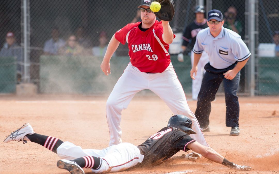 Web-streaming announced for 2017 WBSC Men's Softball World Championship