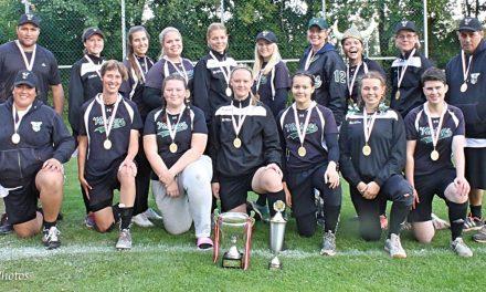 Campeonato de Softbol Nacional de Dinamarca: Viking coronados como Campeones de Mujeres; Bulls Campeones de Hombres