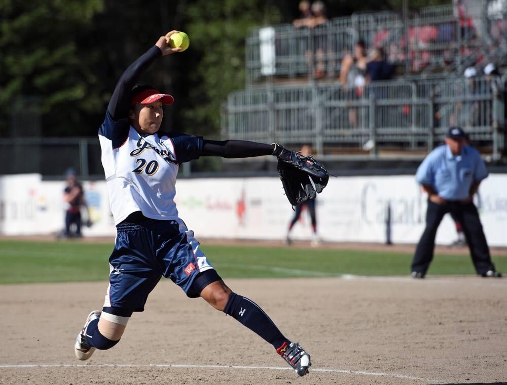 Campeonato Mundial de Softbol Femenino 2016 – 5o. Dia Resumen de Juegos