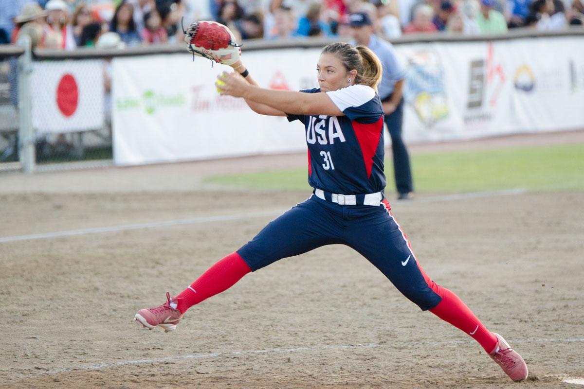 No. 2 USA agrega Olimpistas al personal de entrenamiento del Equipos Nacional de Softbol Femenino