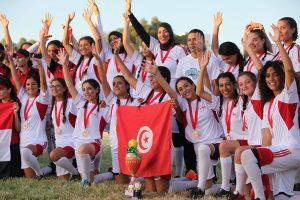 Túnez anfitrión inaugural del l Campeonato Arábico de Softbol Femenino