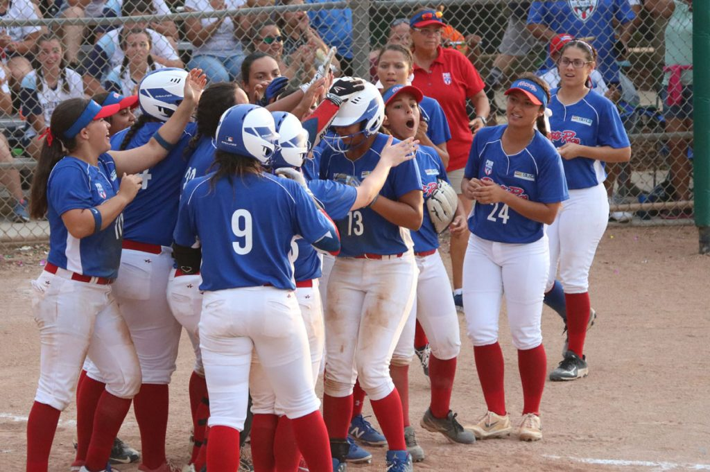 WBSC Jr. Women's Softball World Championship down to three national teams