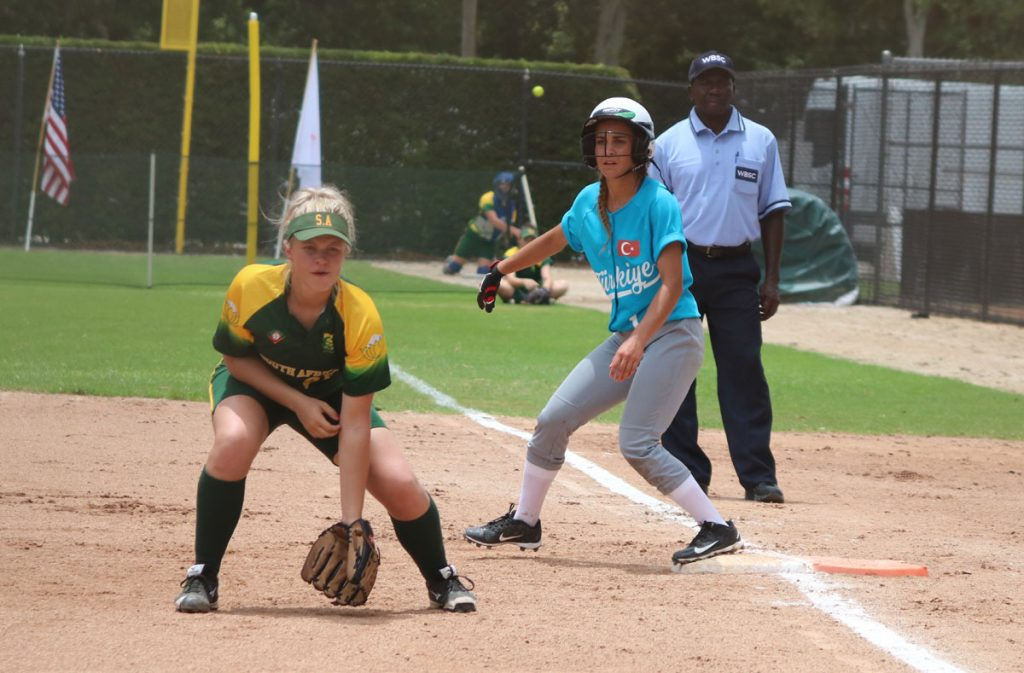 Eight national teams make their debut at the 2017 WBSC Junior Women's Softball World Championship
