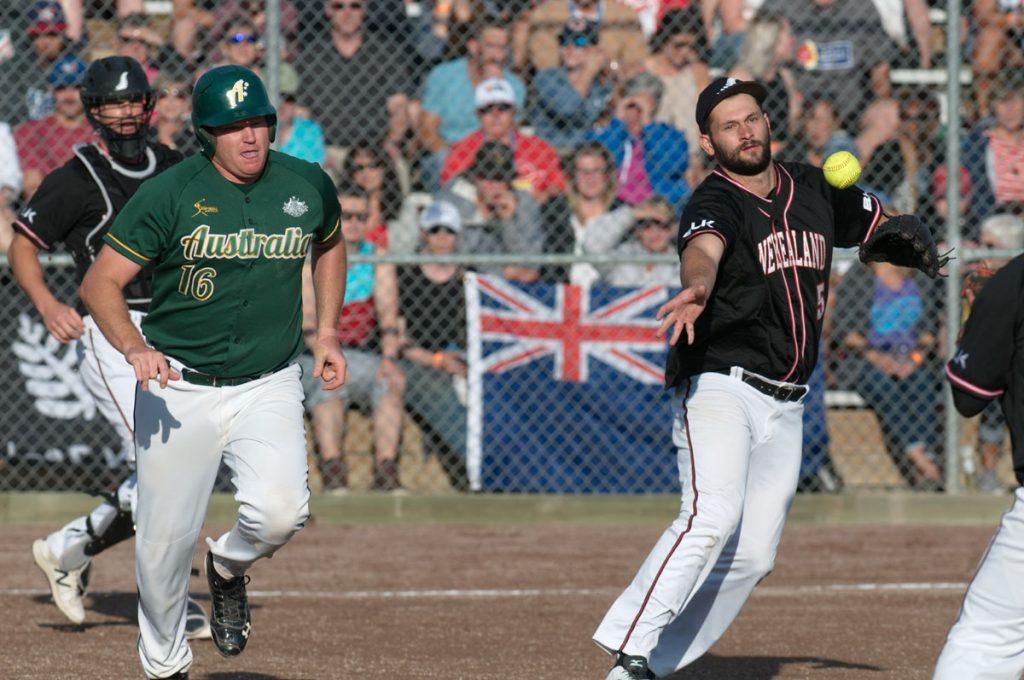 No. 1 del Mundo Nueva Zelanda gana el septimo Campeonato Mundial de Softbol Masculino WBSC derrotando al No. 5 Australia