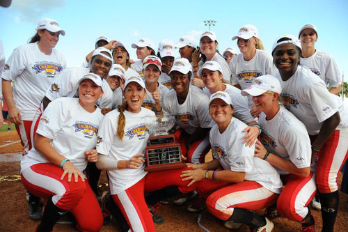 Olympian leads Scrap Yard Dawgs to first U.S.-based National Pro Fastpitch title