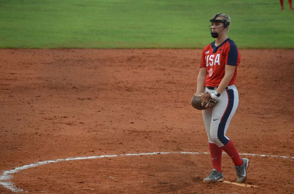 Women's Pan Am Softball Championship: Second day's schedule shortened by rain