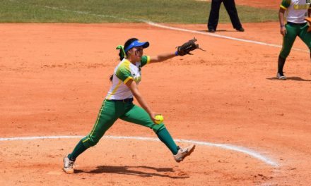 Third day of action at the Women's Pan Am Softball Championship