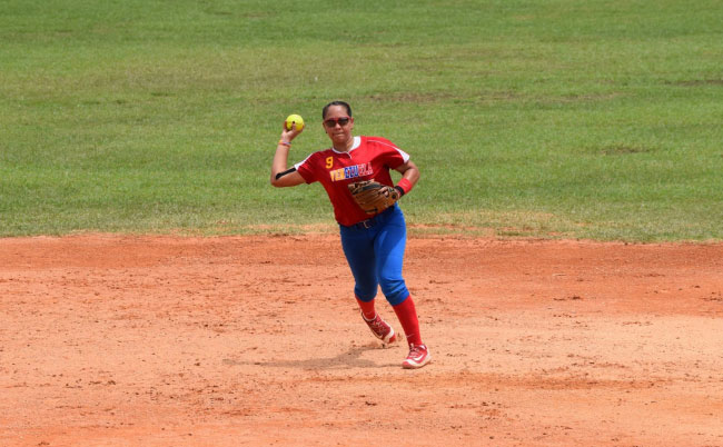 Pan American Women's Softball Championship Playoffs begin tomorrow