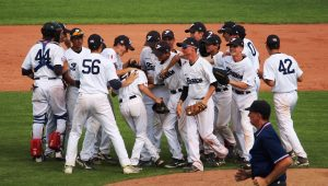 France surprises Italy as the U-15 Baseball European Championship takes off