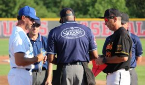Germany-Czech Republic and Netherlands-France in the U-15 Baseball European Championship semis