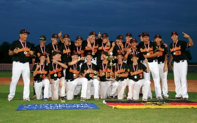 Germany wins Baseball U-15 Euros and clinches third youth title in a row