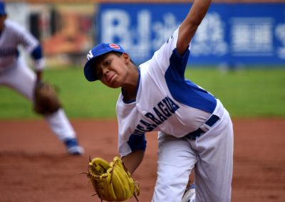20170801 U-12 Baseball World Cup Toruno Nicaragua