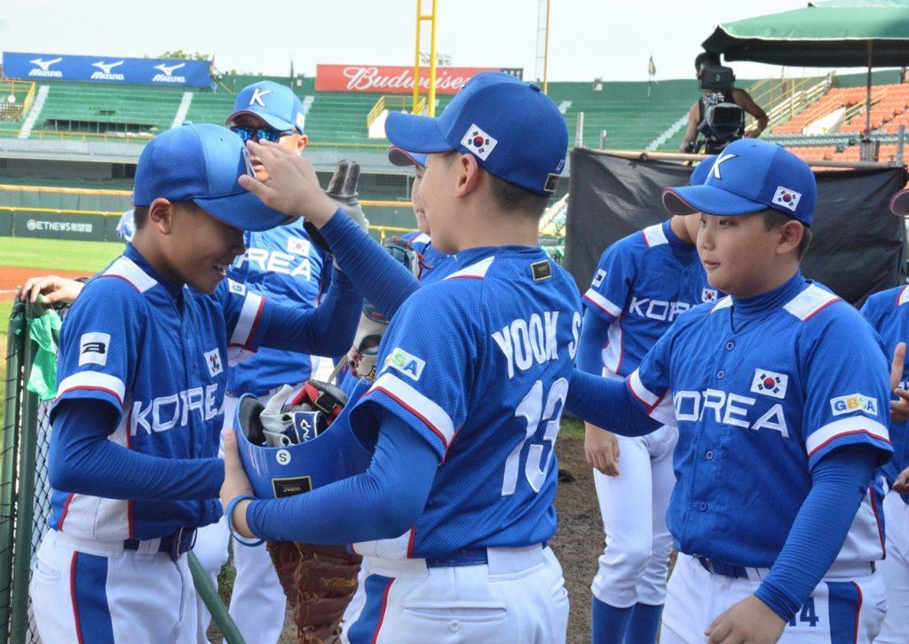 韓國打敗尼加拉瓜,兩隊將隨著美國腳步進入U12少棒世界盃複賽