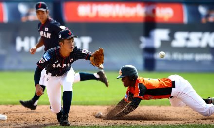 Japan, USA qualify for the super round of the U-18 Baseball World Cup