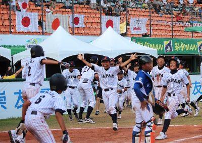 20170805 20170805 U-12 Baseball World Cup Japan walk off win vs Korea
