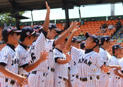 20170805 U-12 Baseball World Cup Japan beats Korea