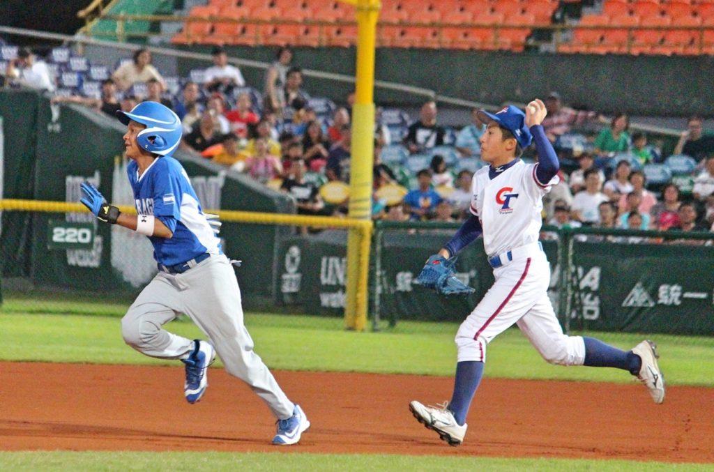 中華隊將面對美國隊爭奪U12少棒世界盃錦標賽金牌。日本墨西哥則是進入銅牌戰