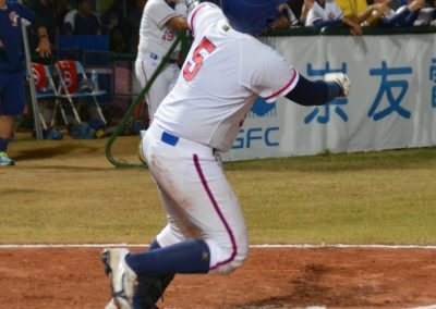 20170806 U-12 Baseball World Cup Pai Chen An homers in final Chinese Taipei back into game