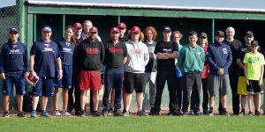 A WBSC led baseball and softball Camp opened in Belgium
