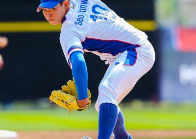 20170901 U-18 Baseball World Cup Seo Junwon Korea (Christian J Stewart-WBSC)