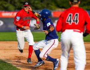 WBSC U-18 Baseball World Cup 2017 第1日目 チャイニーズタイペイがカナダを延長で下す。キューバは快勝