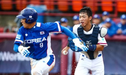 Korea defeat Chinese Taipei, Australia outscore Italy to open Day 2 of the U-18 Baseball World Cup