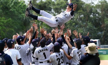 Japan win undefeated first Women's Baseball Asian Cup, 4 qualify for WBSC World Cup 2018
