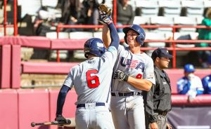 USA on top of U-18 Baseball World Cup super round after win against Korea