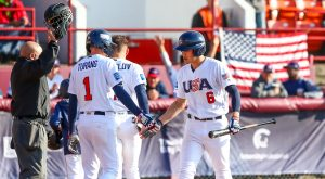 USA head undefeated to the final of the U-18 Baseball World Cup