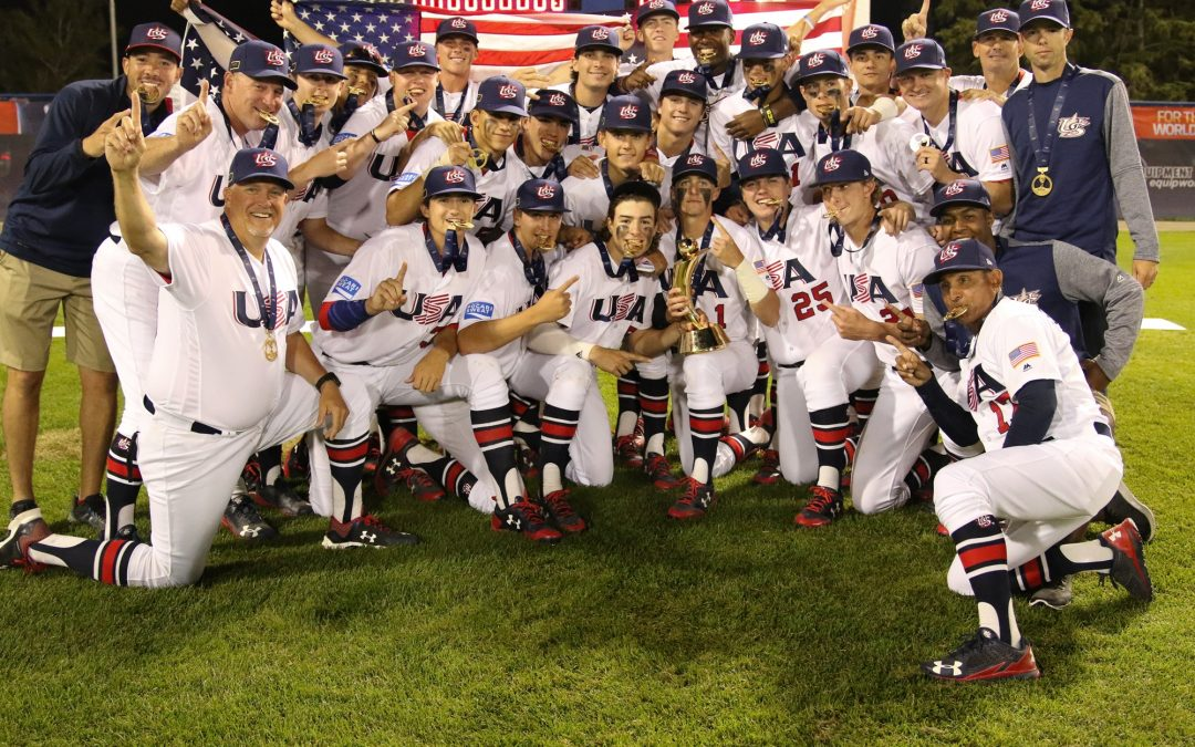 U-18 Baseball World Cup: quotes by WBSC President, managers and MVP Casas