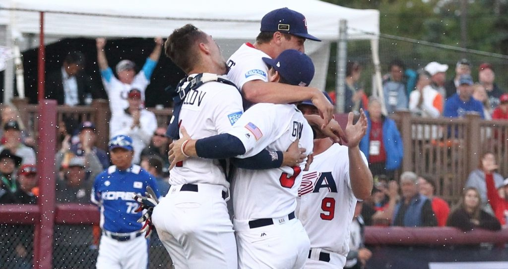 USA dominates WBSC U-18 Baseball World Cup, wins 4th World Title in a row