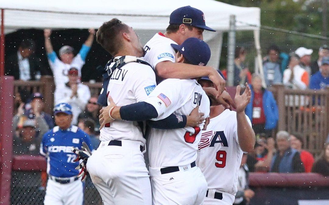 USA dominates WBSC U-18 Baseball World Cup, wins 4th World Title in a row
