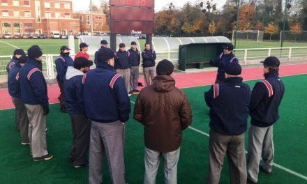 French Speaking Association organises baseball and softball umpiring clinic in Paris