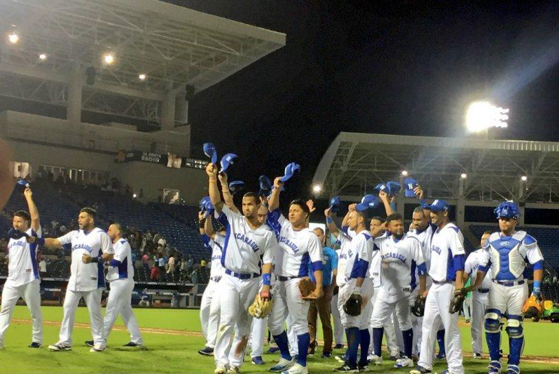 니카라과와 파나마, 첫 두 경기에서 각각 승리 [중앙아메리카야구대회]