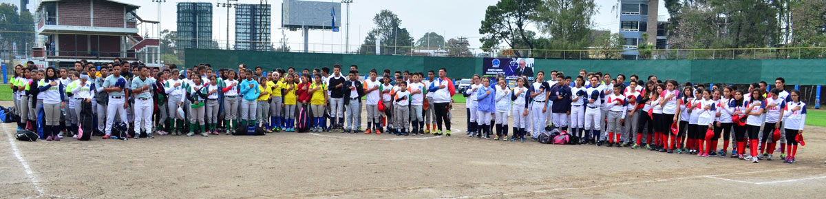 Guatemala sweep first round of National Sports Games for Softball
